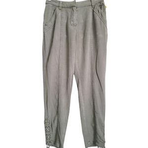 Guess Side Lace Pants Grey Size 0